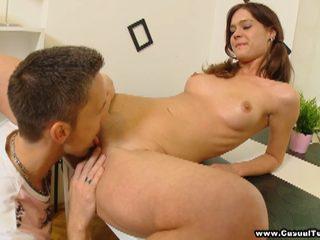 Sex trick for a pickuper
