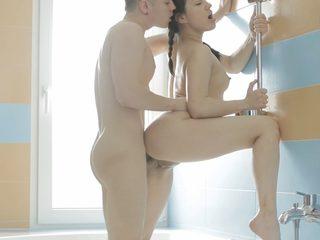 Bubble bath fun